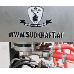 Hopfensau 50L Kupfer // SET für obergärige Bierproduktion